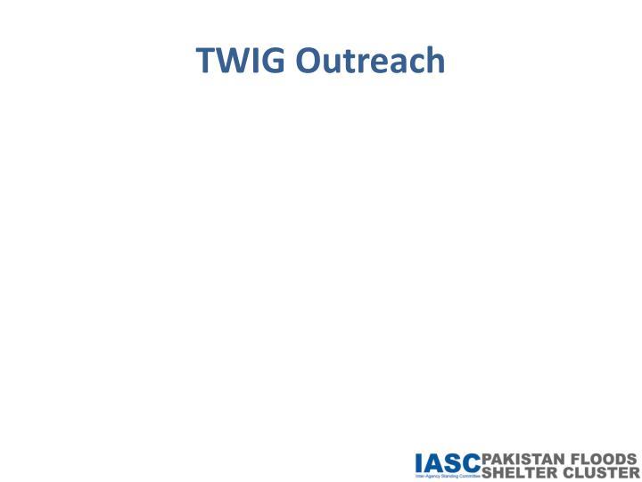 TWIG Outreach