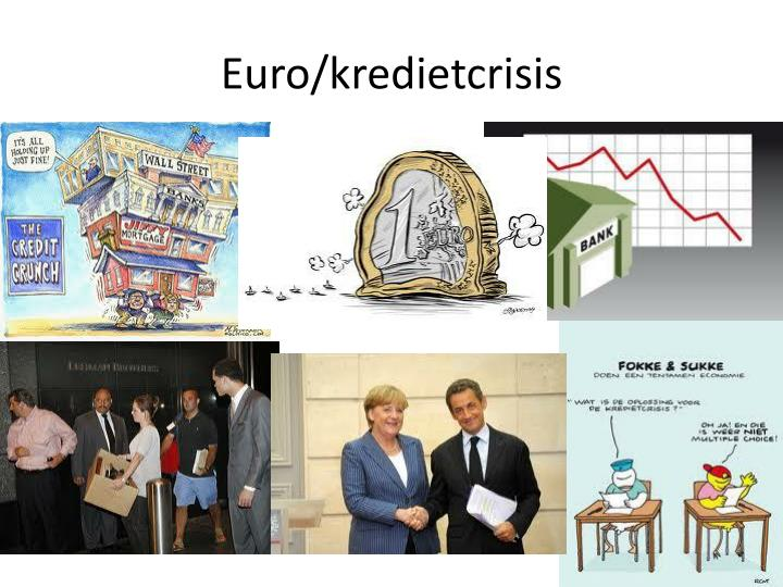Euro/kredietcrisis