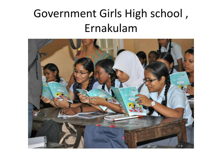 Government Girls High school ,