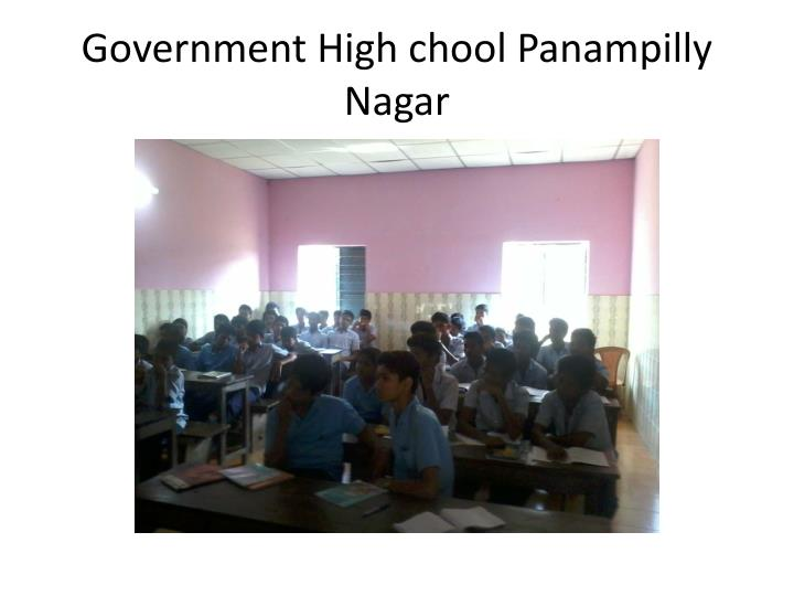 Government High