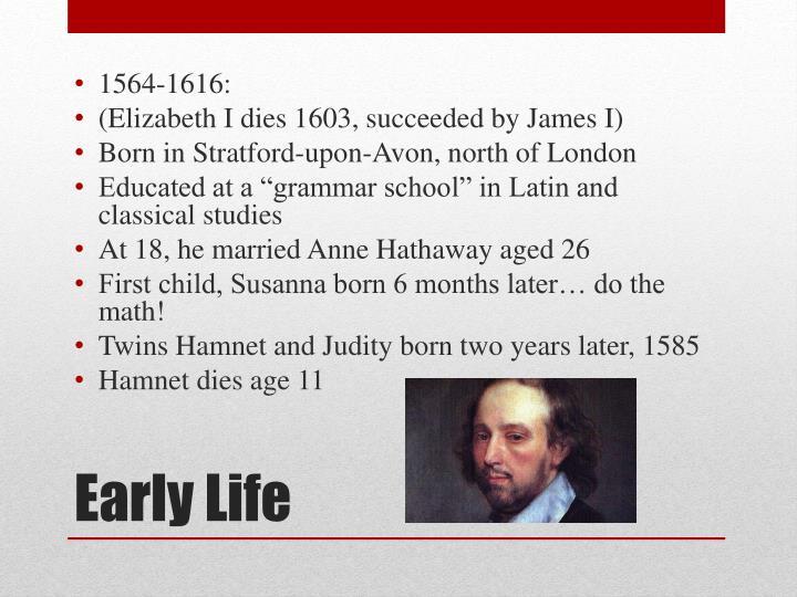 1564-1616: