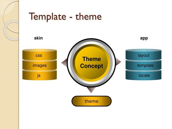 Template - theme