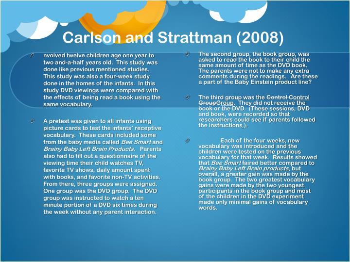 Carlson and