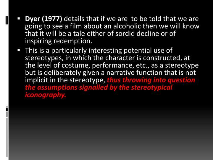 Dyer (1977)