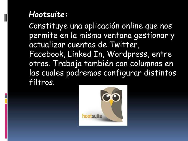 Hootsuite: