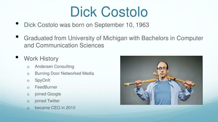 Dick Costolo