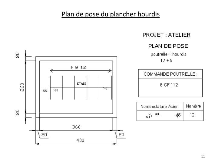 ppt atelier date mise en uvre d un plancher poutrelles hourdis seac bois powerpoint. Black Bedroom Furniture Sets. Home Design Ideas