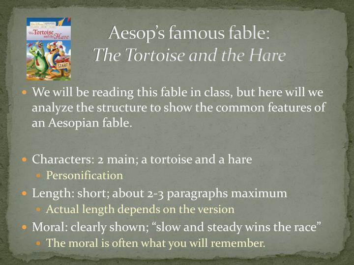 Aesop's