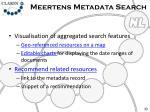 meertens metadata search1