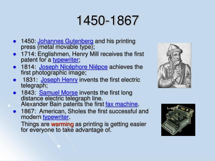 1450-1867