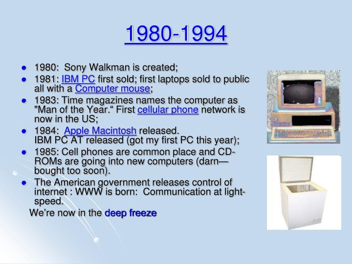 1980-1994