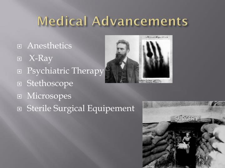 Medical Advancements