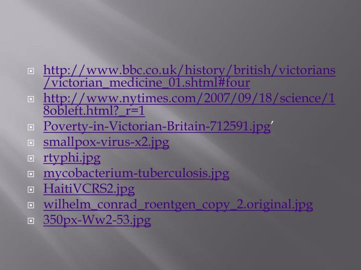 http://www.bbc.co.uk/history/british/victorians/victorian_medicine_01.shtml#four