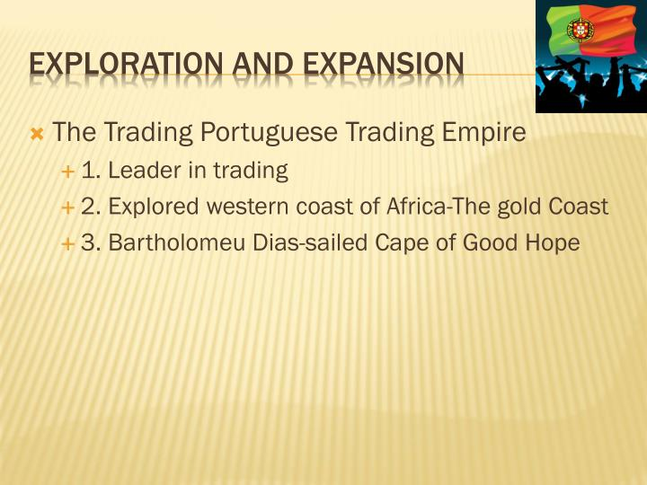 The Trading Portuguese Trading Empire