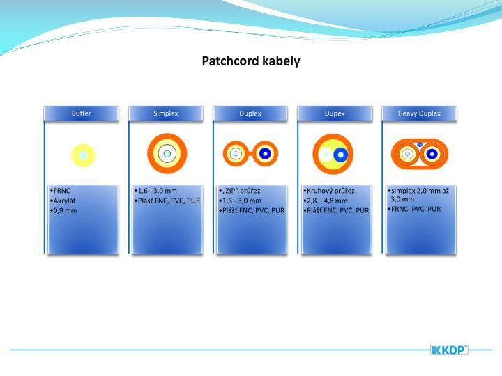 Patchcord