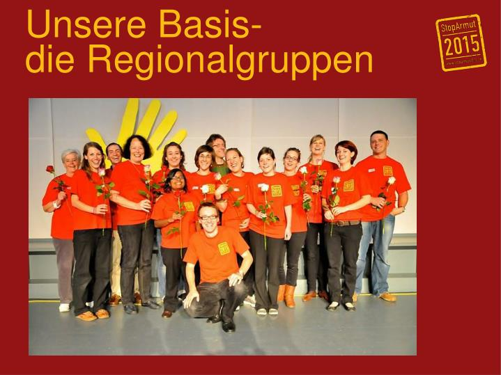 Unsere Basis-