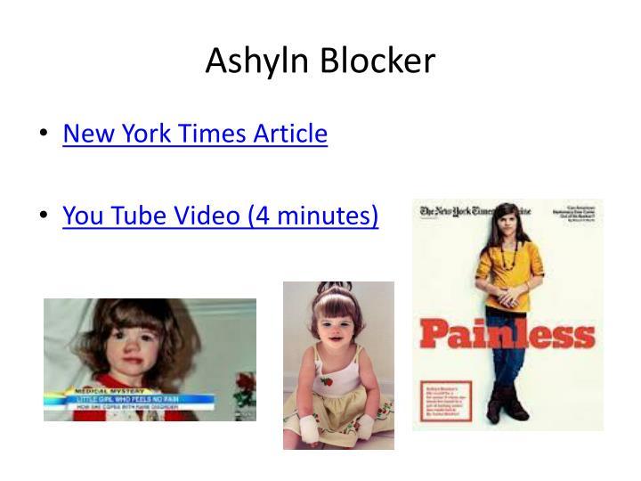 Ashyln