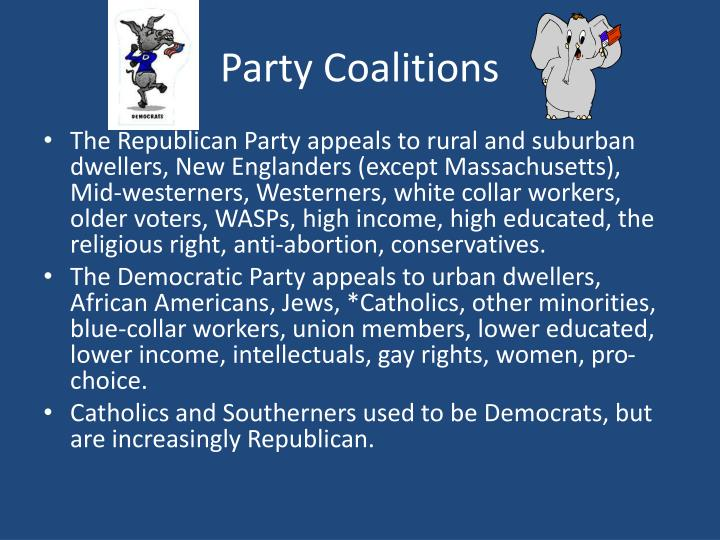 Party Coalitions