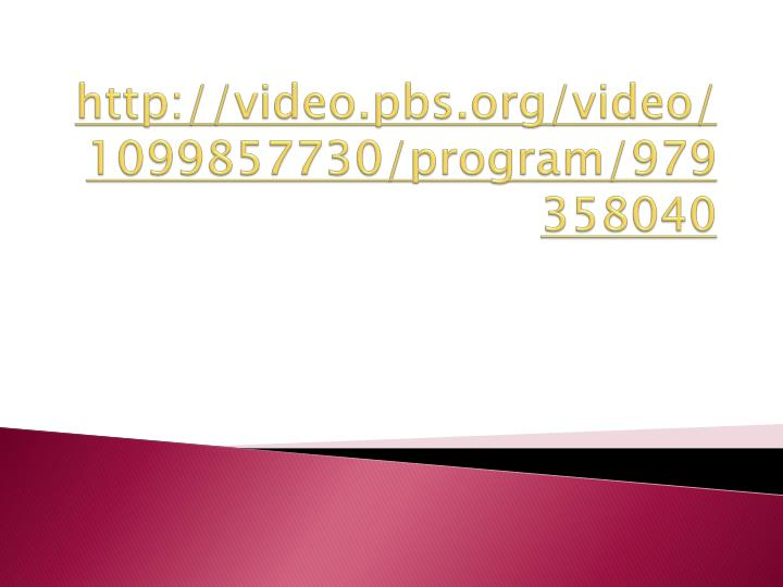 http://video.pbs.org/video/1099857730/program/979358040