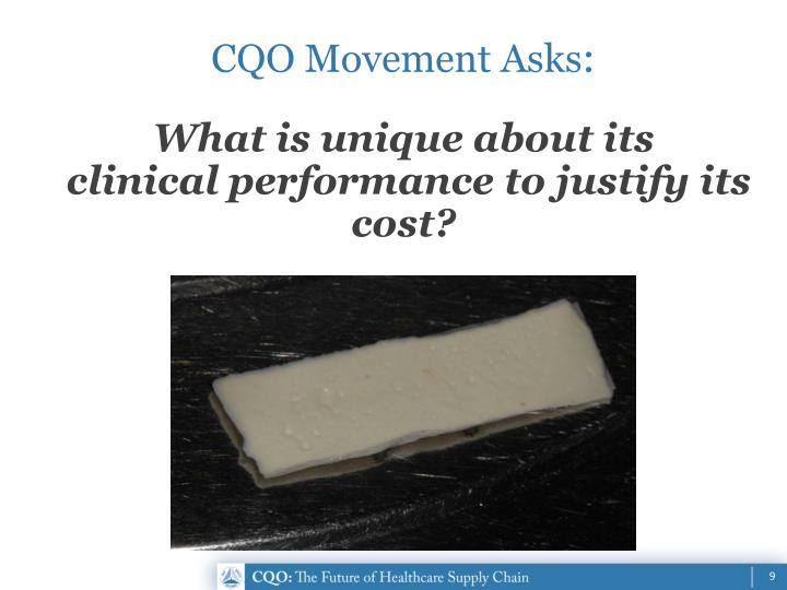 CQO Movement