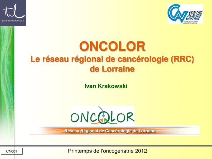 ONCOLOR