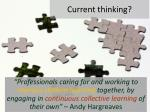 current thinking1
