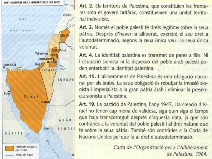 3.- ELS CONFLICTES AL PRÒXIM ORIENT (II).