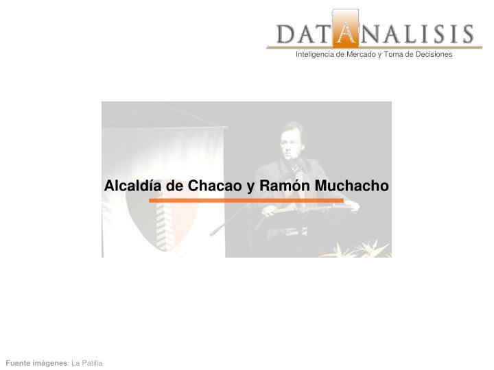Alcaldía de Chacao y Ramón Muchacho