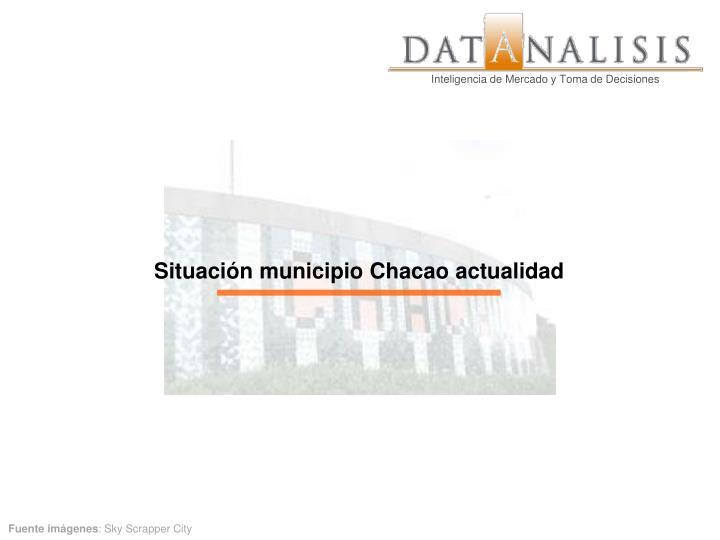 Situación municipio Chacao actualidad