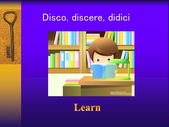 Disco,