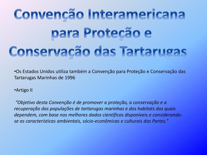 Convenção Interamericana