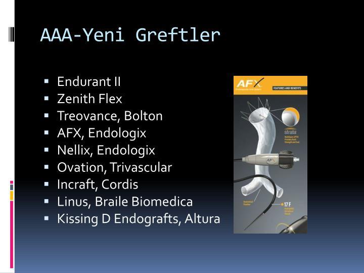 Afx endologix