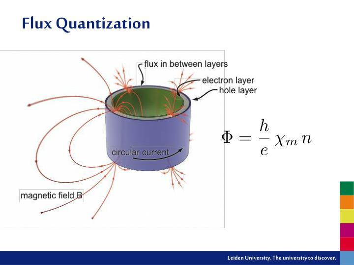 Flux Quantization