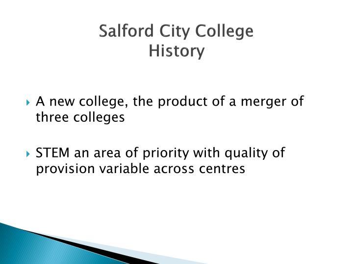 Salford City College