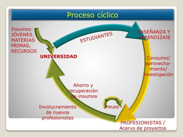 Proceso cíclico