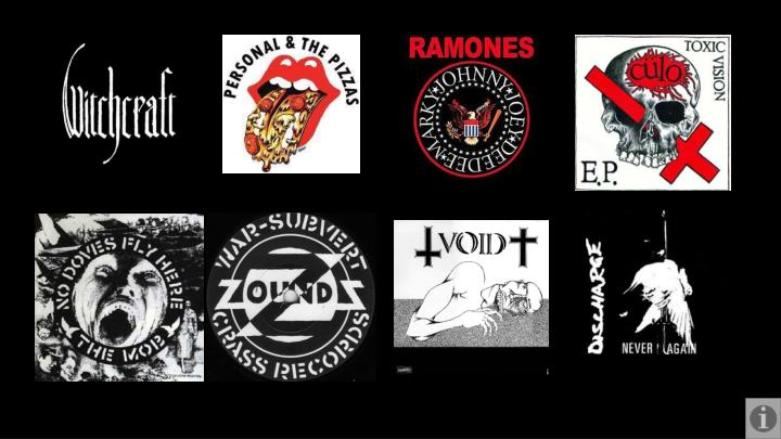 Some of my favorite bands