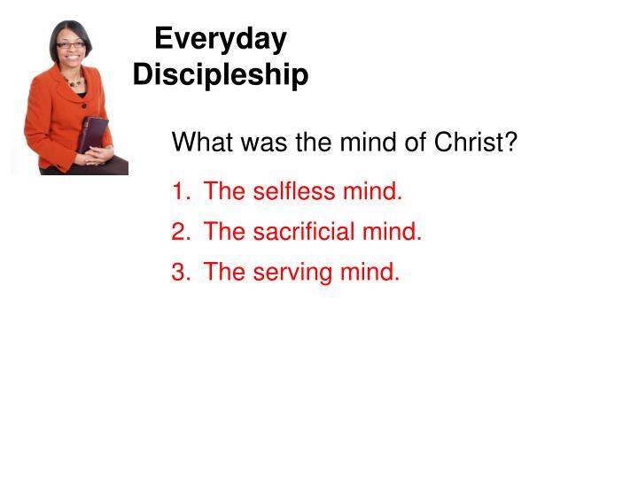 Everyday Discipleship