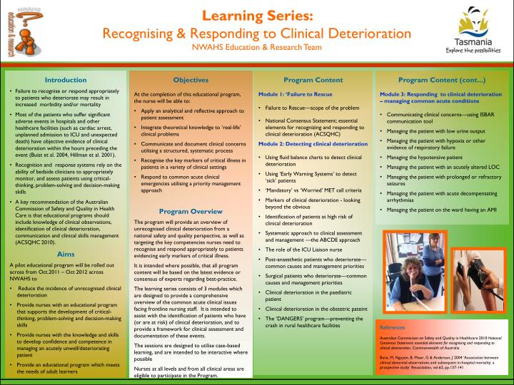 Learning Series: