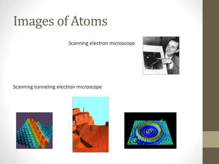 Images of Atoms