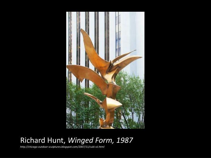 Richard Hunt,