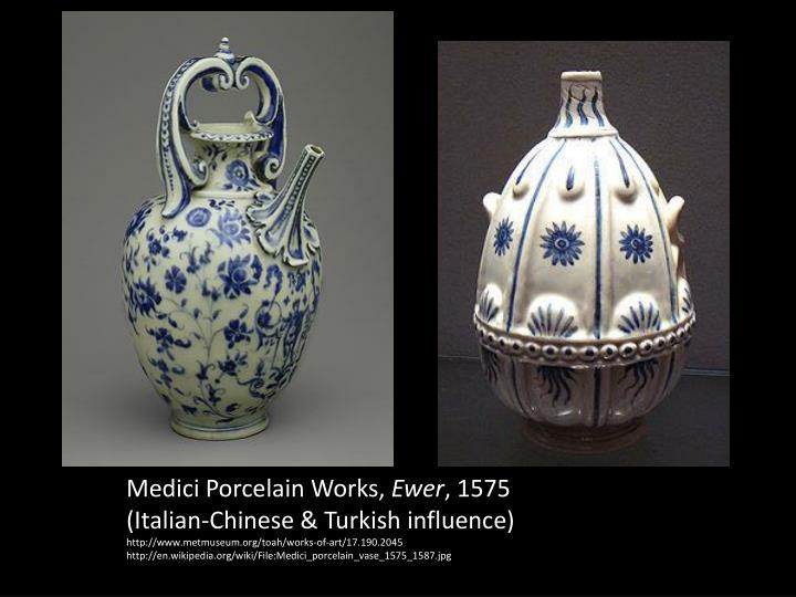 Medici Porcelain Works,