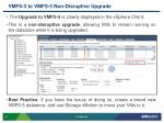 vmfs 3 to vmfs 5 non disruptive upgrade