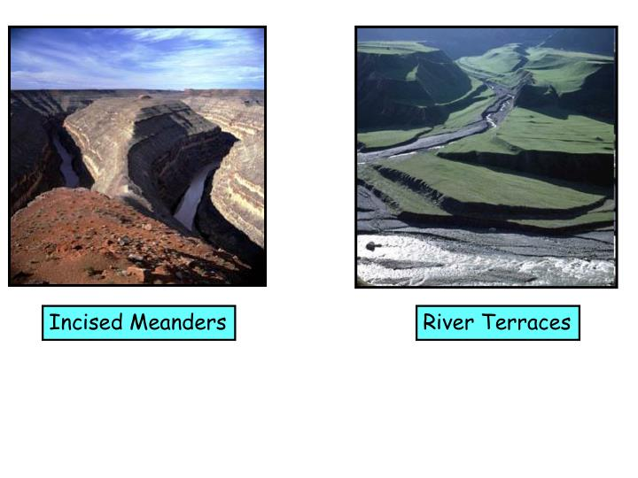 Incised Meanders