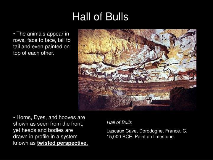 Hall of Bulls