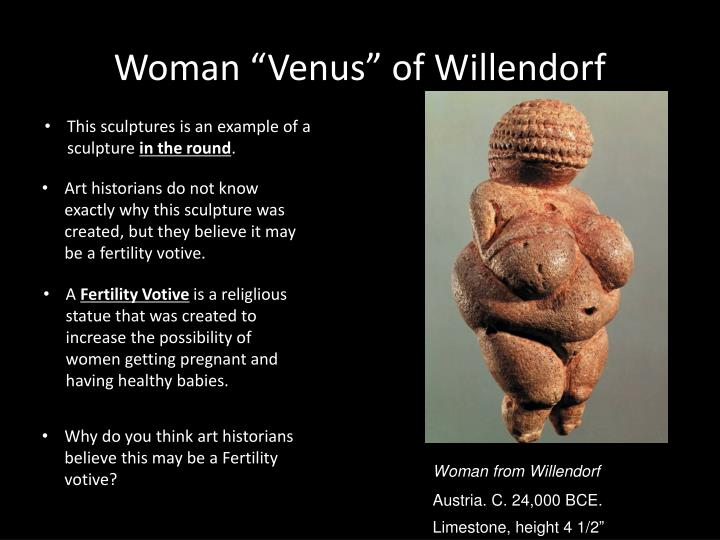 "Woman ""Venus"" of Willendorf"