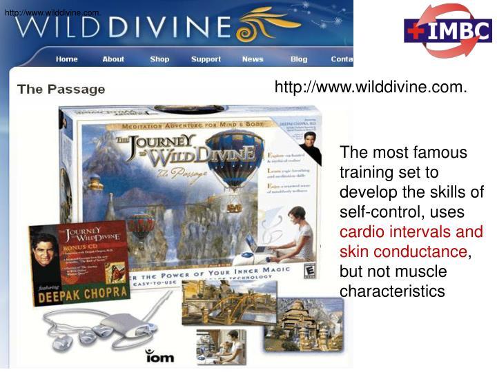 http://www.wilddivine.com.