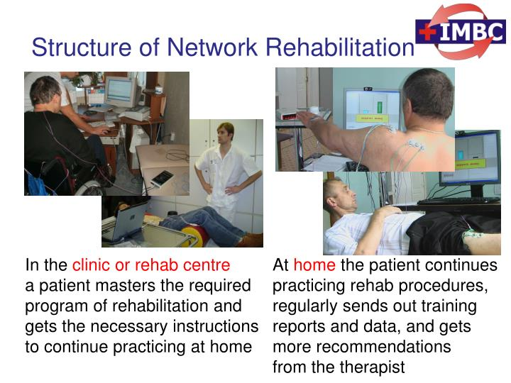 Structure of Network Rehabilitation