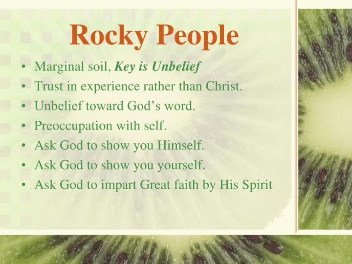 Rocky People