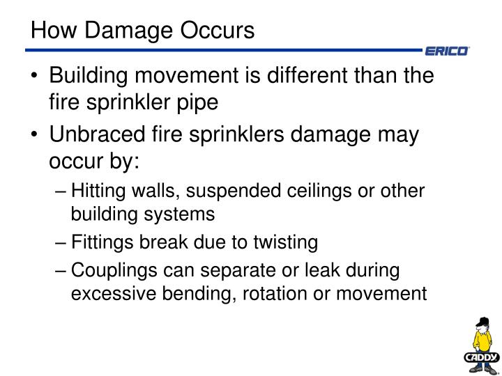 How Damage Occurs