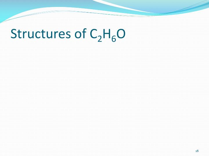Structures of C